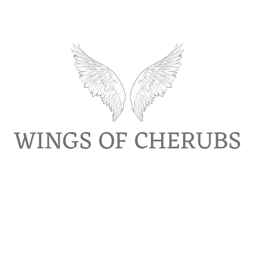 wings of cherubs
