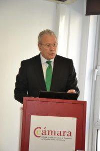 Ambassador Gutierrez